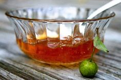 Civil War Era Crab Apple Jelly