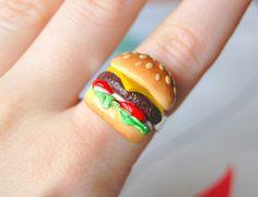 more hamburger ring