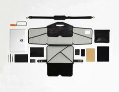 La Fonction n°1 : sac et bureau nomade   L'innovation dans la filière cuir   Scoop.it