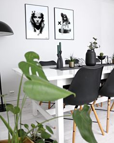 Black & white prints✔️ Posters by www. Decorating Your Home, Interior Decorating, Scandinavian Interior Design, House Rooms, Apartment Living, Home Accents, Decoration, Living Spaces, Work Spaces