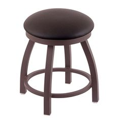 Holland Bar Stool Co 802 Misha Vanity Stool with Bronze Finish and Swivel Seat 18 Allante Espresso >>> Read more reviews of the product by visiting the link on the image. (This is an affiliate link)