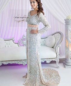 """1,223 Likes, 37 Comments - Caftan Inspiration By Noor (@caftan_inspiration) on Instagram: """"What a awesome dress …"""""""