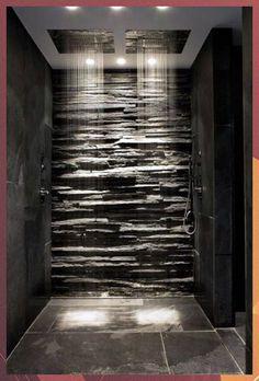 Planning design shower room mediterranean bathroom by bv - Modern Man Cave Bathroom, Bathroom Faucets, Bathroom Mirrors, Shower Bathroom, Small Bathroom, Bathroom Extractor, Tile Showers, Colorful Bathroom, Bathroom Canvas