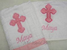 Hey, I found this really awesome Etsy listing at https://www.etsy.com/listing/113074729/girls-burp-cloth-and-bib-personalized