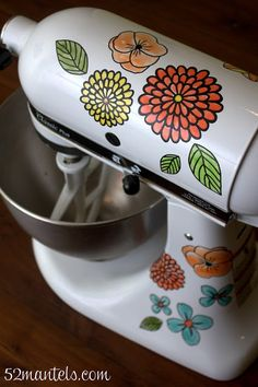 Custom Stand Mixer | KitchenAid | Stand Mixer customizada