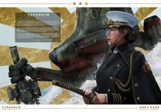ArtStation - Iron Battalion, Johnson Ting