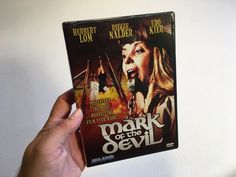 Mark of the Devil DVD (2004) Blue Underground, Michael Armstrong, Udo Kier OOP