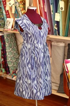 THE DRAPERY: Made By Rae Washi Dress