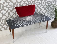 Salvage Style: A DIY Upholstery Project Makes a Grand Entrance.   eclectic  by Upholstery Club's Shelly Leer