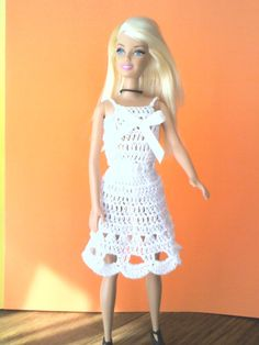 Barbie. Vestidos