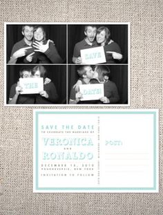 another save the date idea (: