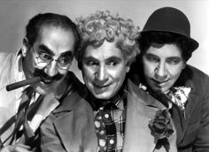 Marx Brothers (A Night in Casablanca)