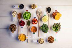 Mennyi egy adag diétás köret, zöldség, kenyér...stb.? - Salátagyár Omega 3, Following A Recipe, Food Portions, Ate Too Much, Healthy Eating Habits, Portion Control, Meals For The Week, Diet And Nutrition, Meal Prep