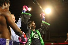 Michael Williams Jr Delivers 150% As Promised In His Pro Debut #Latest #MichaelWilliamsJr #allthebelts #boxing