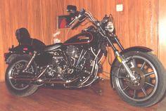 Amf Harley, Dyna Low Rider, Custom Motorcycles, Harley Davidson, Bike, Lowrider, Vehicles, Culture, Image