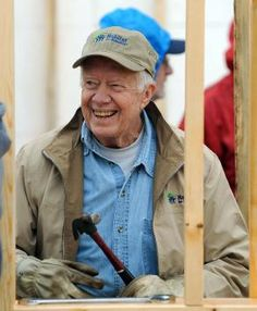 """"""" To deal with individual needs at the everyday level can be noble sometimes"""".   """" I say to you quite frankly that the time for racial discrimination is over.""""  President Jimmy Carter    Google Image Result for http://ph.cdn.photos.upi.com/sv/ph/UPI-57671326209518/9a94ae1ebbdaa23d9fabfddbdcffc933/Jimmy-Carter-arrives-in-Cairo.jpg"""