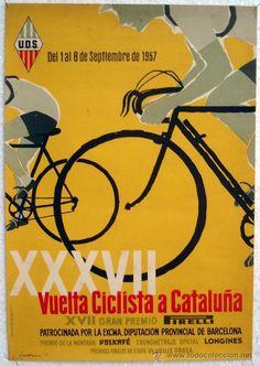 XXVII Vuelta Ciclista a Cataluña 1957