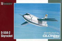 Special Hobby 1:72 Douglas D-558-2 Skyrocket