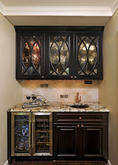 butler pantry, kitchen, hall, family room, great room, custom, cabinet, wine, refrigerator, copper, granite, hardwood