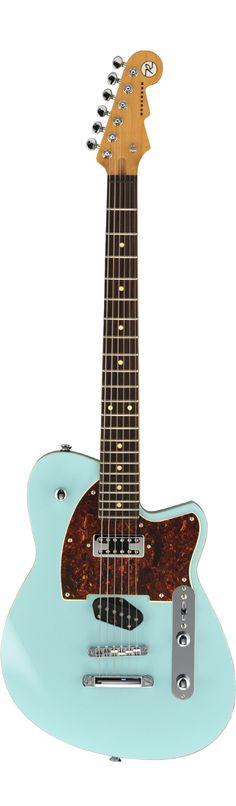 Reverend Guitars - Buckshot Chronic Blue