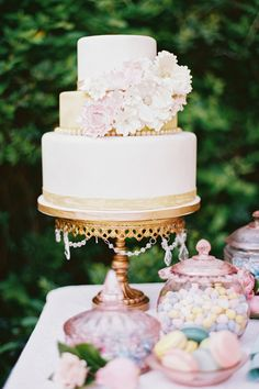 Pretty Pastel Spring Wedding Inspiration