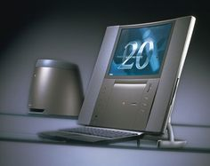 "20th Anniversary MacIntosh or ""TAM"" (1997) So beautifully designed, so advanced and sooo expensive (USD$7,499.00) that sadly it became a flop for Apple."