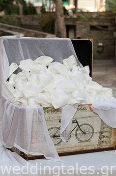 Διακόσμηση Γάμου: I wheelie love you!
