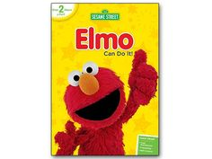 ELMO CAN DO IT on DVD sweepstakes