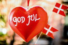 Merry Christmas in Danish!