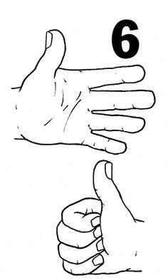 Con le mani