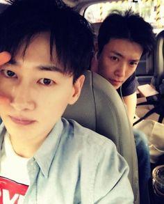 SUPER JUNIORのウニョクがドンヘとの写真を公開した。ウニョクは8日午後、自身のInstagramに一枚の写真を掲載した。写真でウニョクとドンヘはポーズを取っている。二人のブロマンス(男同士… - 韓流・韓国芸能ニュースはKstyle