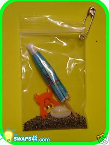 """Beach in A Bag with Crab """"Girl Scout"""" Swaps Craft Kit by . Girl Scout Swap, Girl Scout Leader, Girl Scout Troop, Cub Scouts, Girl Scout Activities, Girl Scout Camping, Girl Scout Juniors, World Thinking Day, Daisy Girl Scouts"""