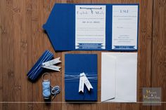 Ivoire, Beauty And The Beast, Rsvp, Wedding Invitations, Bleu Marine, Images, Inspiration, Invitations, Cards