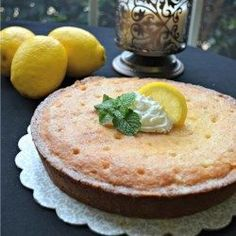 Heavenly Lemon Cake - Allrecipes.com