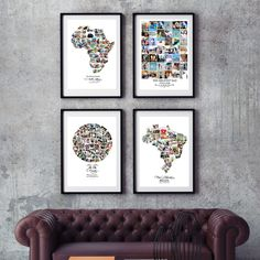 Invest in Dad's proudest memories, the perfect gift for Fathers Day.  A luxury artwork he can treasure forever.