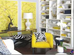 Check Out Our Festive Yellow Home Decor Ideas At Www Creativehomedecorations Use