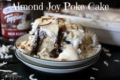 ~Almond Joy Poke Cake! – Oh Bite It