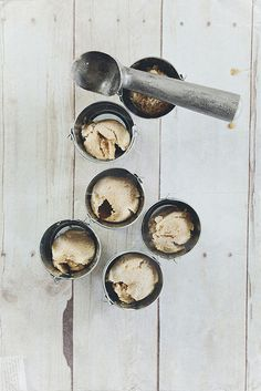 I'm ALL about the ice cream. Food photography by V.K. Rees.