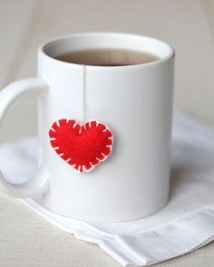 #valentinstag #filzherz #waseigenes