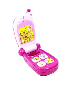 Another great find on #zulily! Pink Mobile Phone Toy by Toys4usa #zulilyfinds