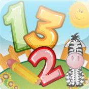 Amazing 123 Number Learn, Trace & Play - $0.99 [Carmel]