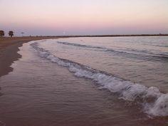 Atardecer Playa El Cerezo