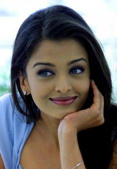 Aishwarya Rai. Named the most beautiful woman in the world. ..