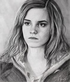 Hermione Granger by Yellowtwist