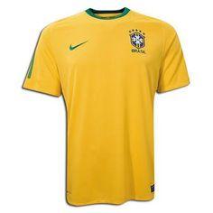 NIKE BRAZIL HOME JERSEY FIFA WORLD CUP 2010