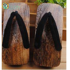 2016 summer man ღ ღ sandals Japanese Gate candlenut SAMURAI Clogs shoes √ Cosplay Men's flip flops plank  Shoe (0_*) 2016 summer man sandals Japanese Gate candlenut SAMURAI Clogs shoes Cosplay Men's flip flops plank  Shoe (0_^)