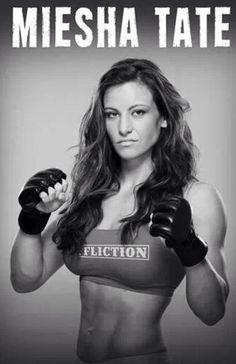 My Women's UFC favorite...Meisha Tate