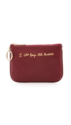 Rebecca Minkoff I Like Boys with Accents Cory Pouch | SHOPBOP | http://www.ebates.ca/coupons/shopbop