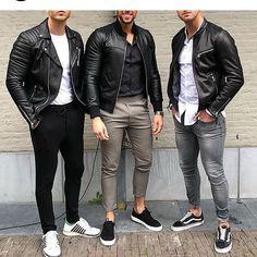 """493 Me gusta, 3 comentarios - Dicas de Moda Masculina/Tomboy (@bugremoda) en Instagram: """"Bom dia! Se liga no estilo dos caras! Já sabe o que vai usar hoje? Qual look faz mais seu…"""""""
