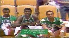 Play video 10/17 Putnam Celtics Daily: Opening Night Record